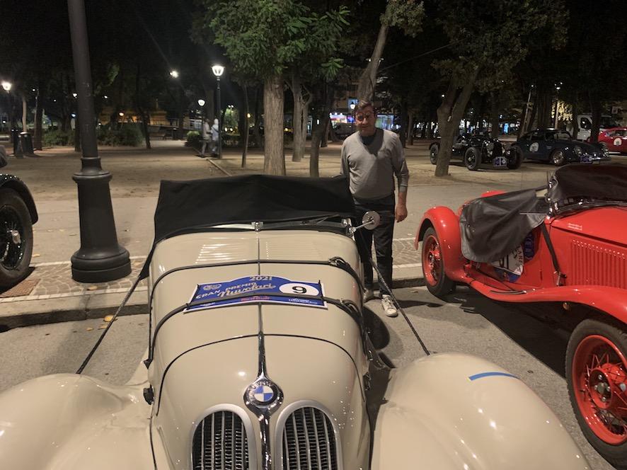 Gran Premio Nuvolari BMW auto storiche