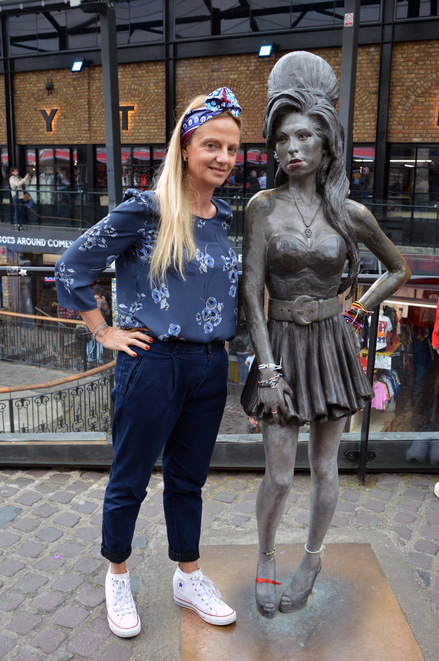 Statua Amy Winehouse MyWhere