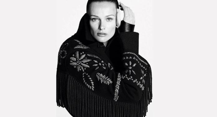 Anteprima autunno firmata Ermanno Scervino negli scatti più cool del fashion style