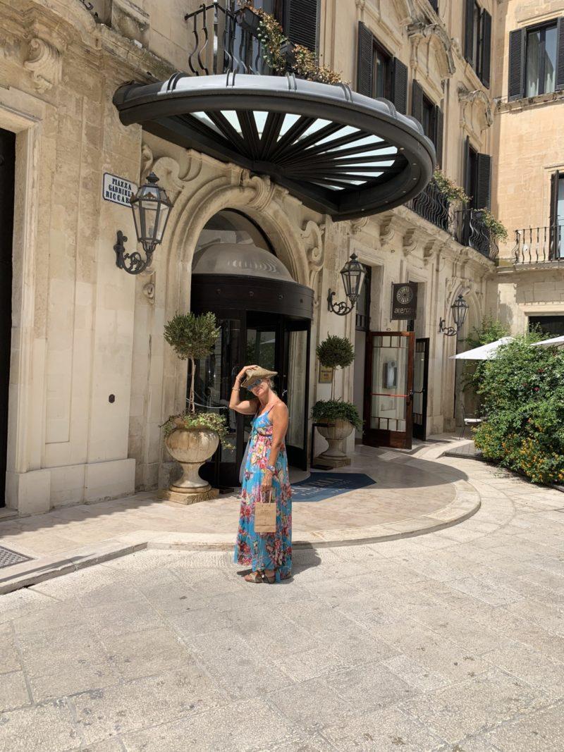 Patria Palace Hotel a Lecce