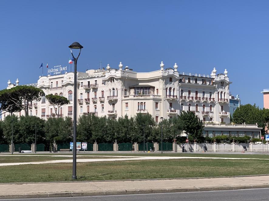 Il Grand Hotel di Rimini foto MyWhere