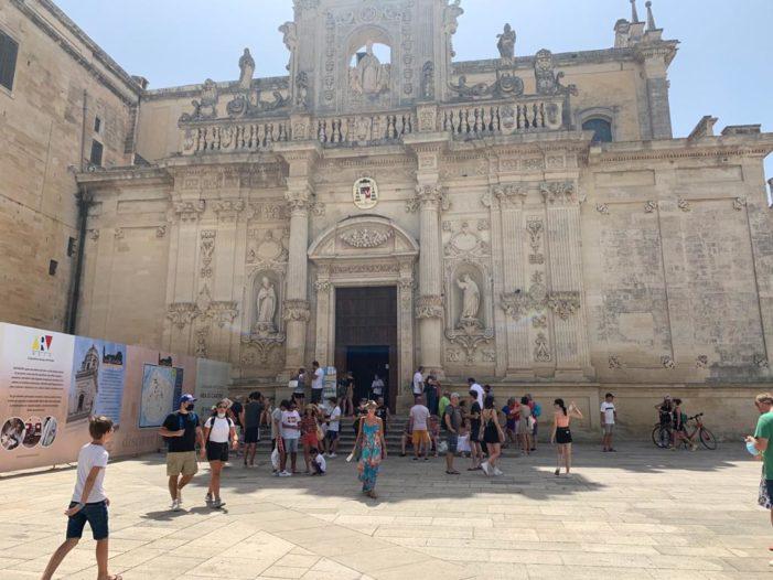 ATFEST 2021: l'antica Lecce si proietta nel futuro a suon di tecnologia