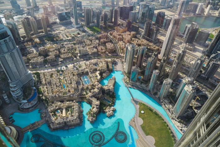 Quando la moda diventa arte: inaugurato a Dubai il nuovo negozio griffato Jordan