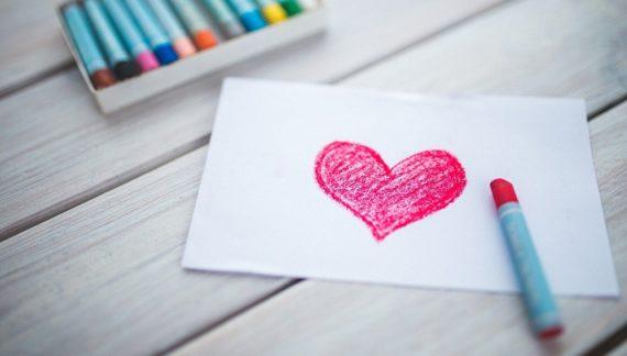 Usa il cuore per restare connesso con il tuo cuore