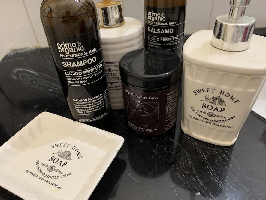 shampoo Prime Organic