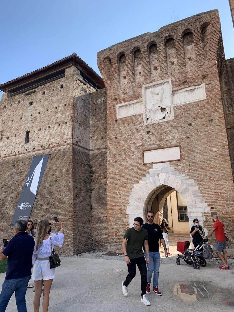 Castel Sismondo Museo Fellini 2