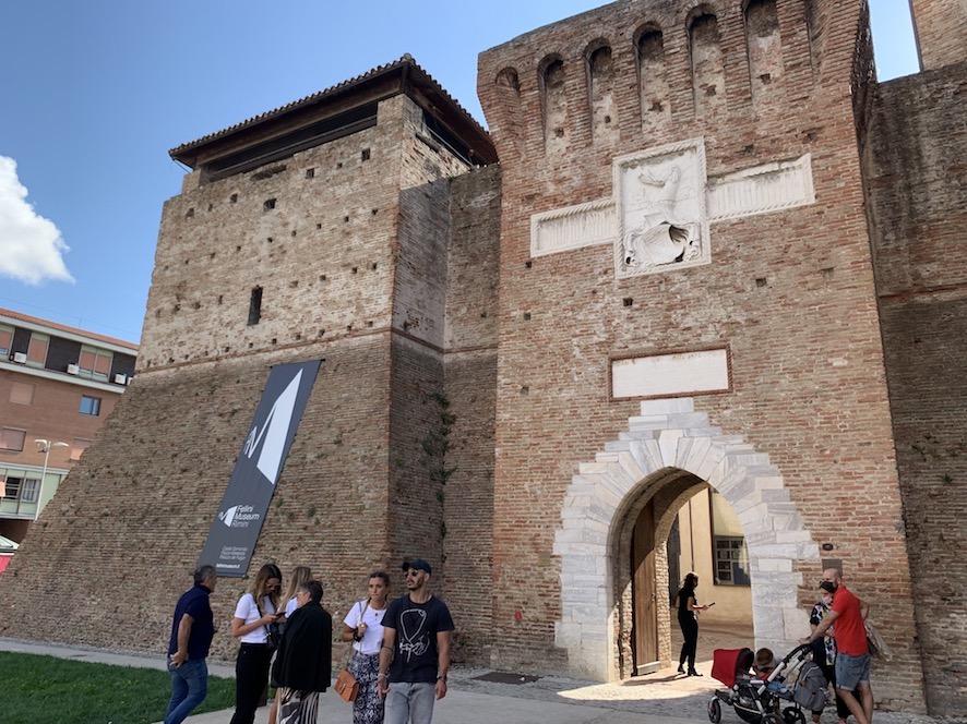 RINOCERONTE Fellini Rimini