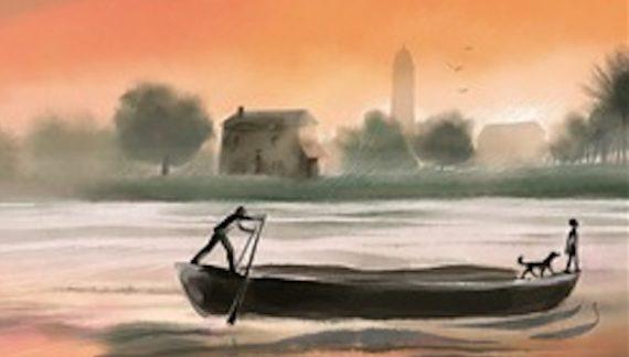 Se l'acqua ride:  finalista al premio Campiello, la parola allo scrittore