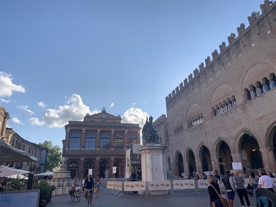 Castel Sismondo Museo Fellini Foto MyWhere