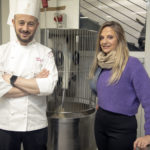 Fabiola Cinque e Felice Venanzi
