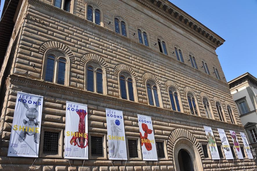 MyWhere Palazzo Strozzi gianfrancogoriph