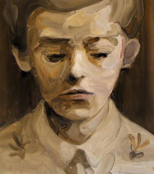 CREMONINI Rudy - Amigdala Il tempo ritrovato olio su tela