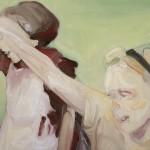 CREMONINI Rudy - If you go away - olio su tela - cm86x122 - 2012